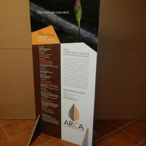 Totem in Ecopaper
